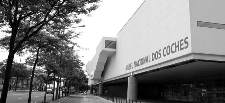 Museu Nacional dos Coches Edifício Novo